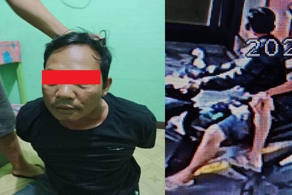 Alhamdullilah, Komplotan Pencuri Uang Rp 80 Juta di Muara Teweh Berhasil Diringkus