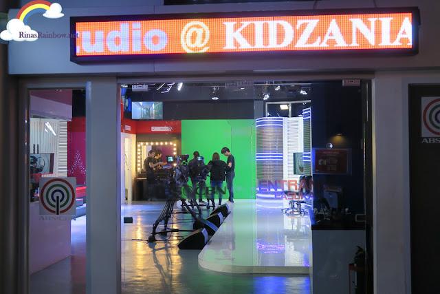 Kidzania Manila Studio