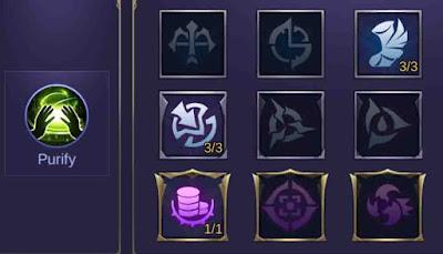 Emblem Assassin Mobile Legends