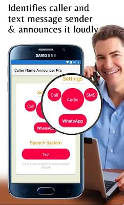 caller  Name Announcer Apps