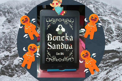 Boneka Sandya by Eve Shi