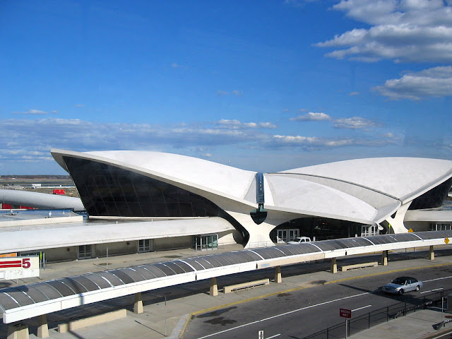 TWA Flight Center, Amerika Serikat