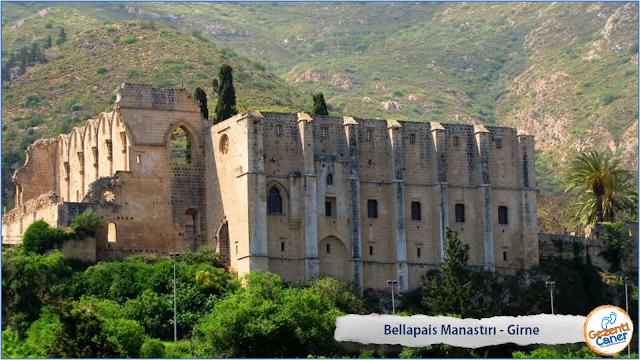 Bellapais-Manastiri