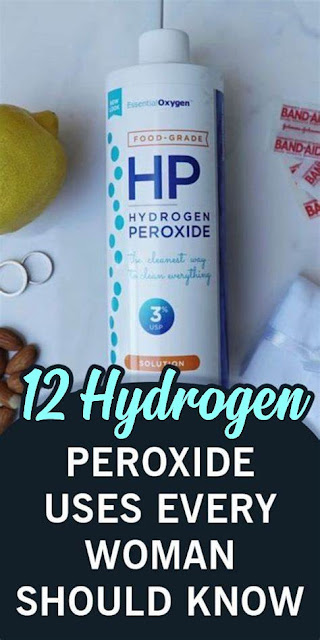 Every Woman Should Know These 20 Uses of Hydrogen Peroxide