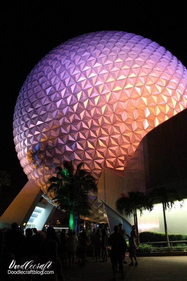 10 Tips for Disney World Florida Vacation: Epcot Center