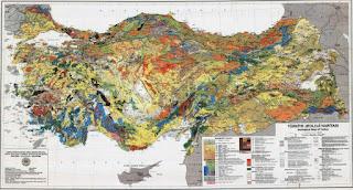 Türkiye'nin maden rezervleri nelerdir?