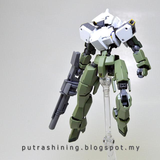 HGIBO 1/144 Graze Kai Custom by Putra Shining