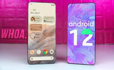 Fitur Baru Pada Android 12