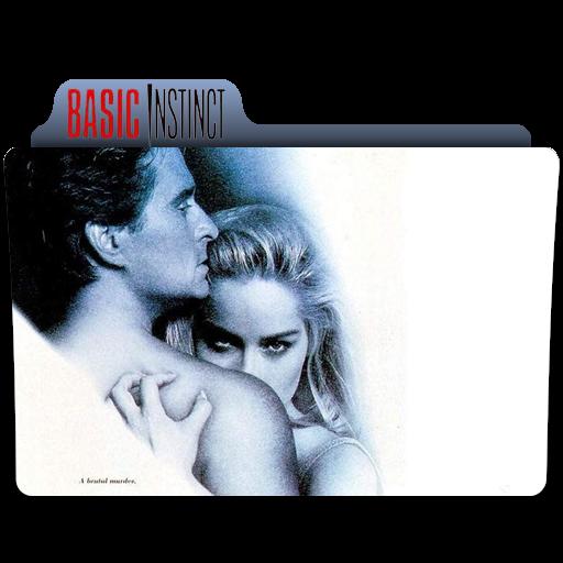 Folder Eyecons Basic Instinct 1992