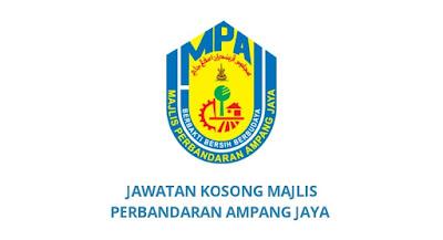 Jawatan Kosong Majlis Perbandaran Ampang Jaya 2019