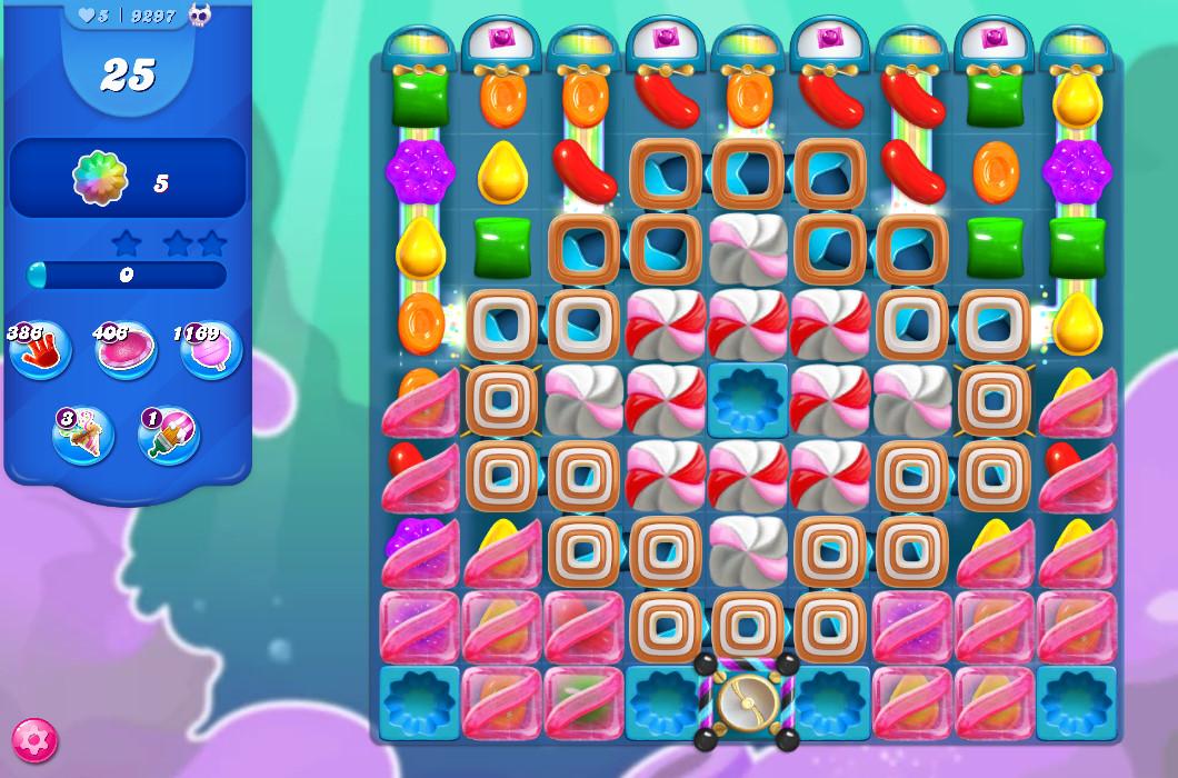 Candy Crush Saga level 9297