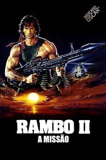 Baixar Rambo II A Missão Torrent Dublado - BluRay 720p/4K