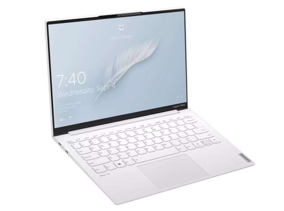 Harga dan Spesifikasi Lenovo Yoga Slim 7 Carbon 13ITL5 2YID Bertenaga Intel Core i5-1135G7