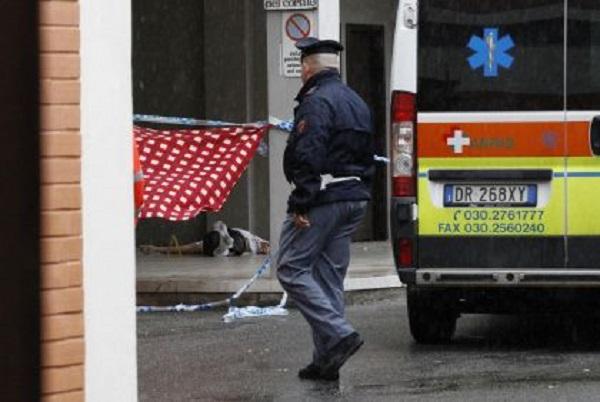 Omicidio-suicidio a Torino