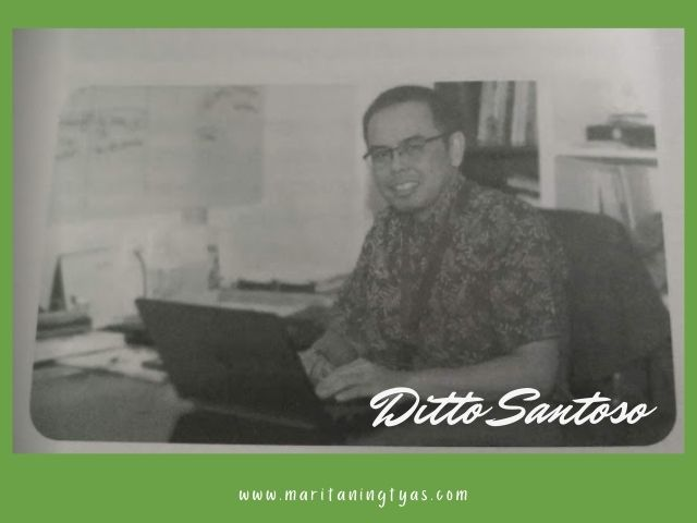 Ditto Santoso praktisi CSR