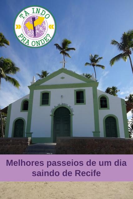 Melhores passeios de um dia saindo de Recife