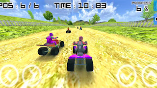 Multiple ATV Bike Max Speed Racers Game