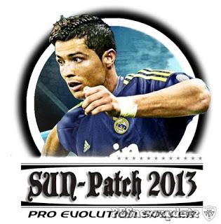 PES 2013 SUN Patch 2013
