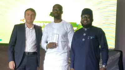 "Heritage Bank Receives Award For Improving ""Young Business Owners In Nigeria"""