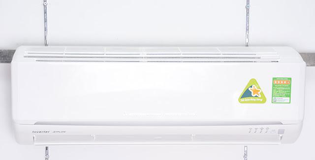 Điều hòa một chiều Mitsubishi Heavy inverter SRK/SRC10YW-W5