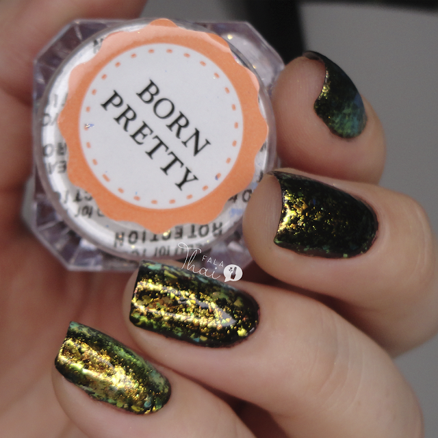 pigmento para as unhas born pretty store