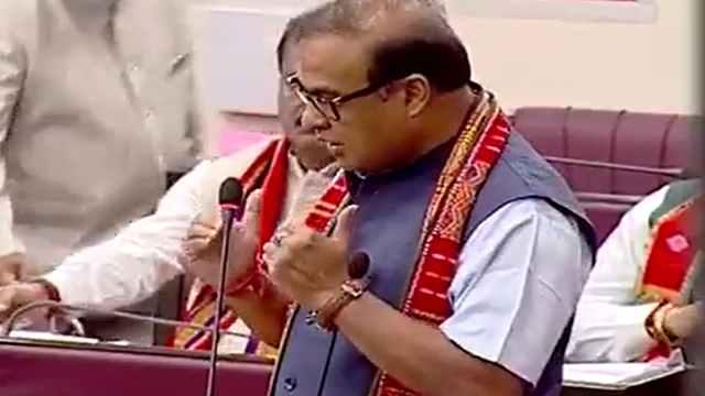 असम जनसंख्या के विस्फोटऔर जनसंख्या विस्फोटपर टिप्पणीकीजिए मुख्यमंत्री