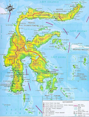 gambar pulau sumaera celebes indonesia wisataarea.com