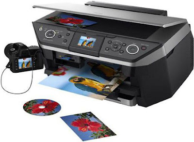 Epson Stylus Photo RX685 Printer Driver Download