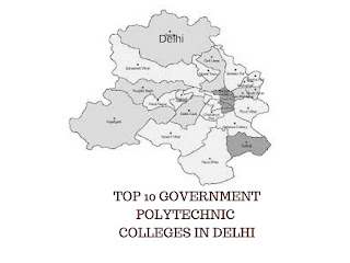 top 10 government polytechnic colleges in delhi
