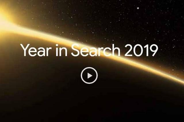 المواضيع الأكثر رواجاً في جوجل لعام 2019