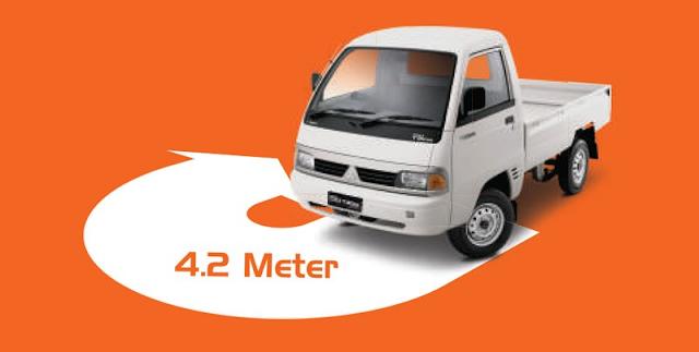 Spesifikasi & Fitur Mitsubishi Pickup T120 SS