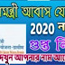 প্রধানমন্ত্রী আবাস যোজনা লিস্ট 2020 | pradhan mantri awas yojana list 2020