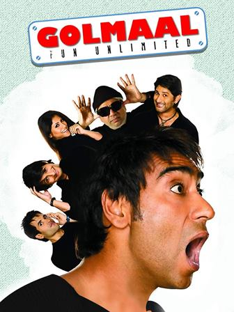 Golmaal Fun Unlimited full movie download