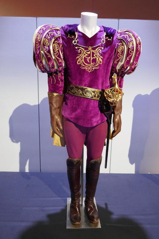 James Marsden Enchanted Prince Edward film costume