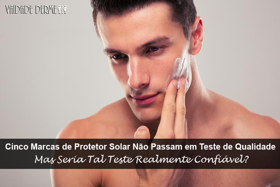 Proteste. A Proteste Associação de Consumidores analisou a qualidade de 10  marcas de protetor solar ... afcb8a125f