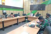 Sinergitas Zidam, KPKNL dan BPN  Singkawang jaga Sejengkal Tanah Asset TNI AD