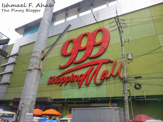 Divisoria 999 Shopping Mall