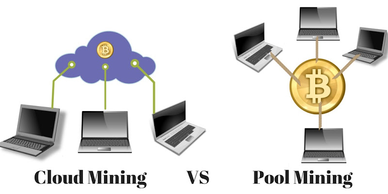 Cloud Mining VS Pool Mining
