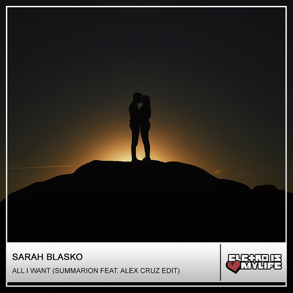 Sarah Blasko - All I Want (Summarion Feat. Alex Cruz Edit)