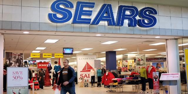 Cerita Mengharukan Di Balik Tumbangnya Toko-toko Ritel Konvensional Berkelas Dunia.....