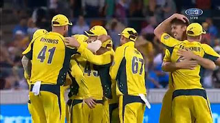 Shikhar Dhawan 126 - Aaron Finch 107 - Australia vs India 4th ODI 2016 Highlights