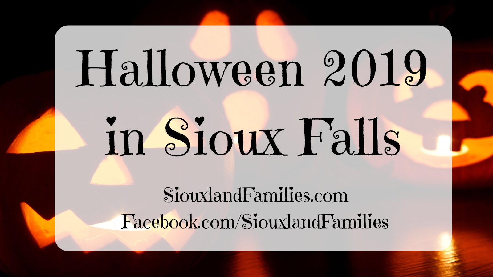 Halloween Events Downtown Sioux Falls Sd 2020 Halloween 2019 in Sioux Falls