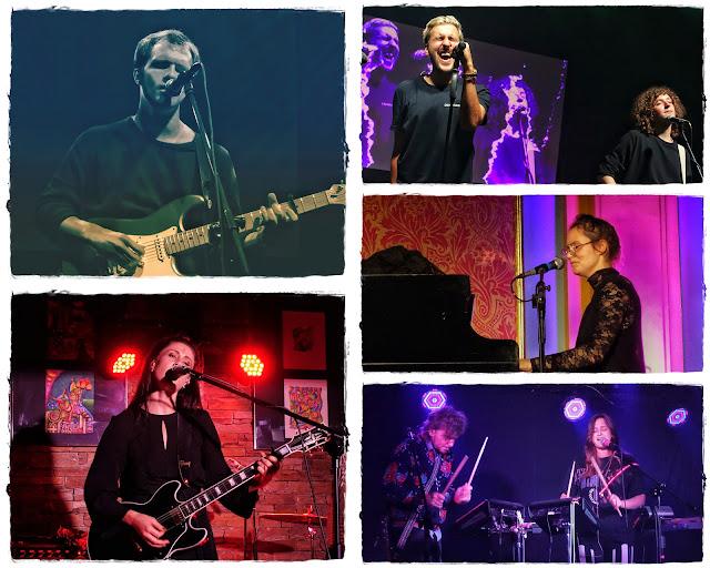 Koncertowy październik w Toruniu! Relacje z koncertów: Runforrest, Clock Machine, Moriah Woods, Sóley, Ziela!