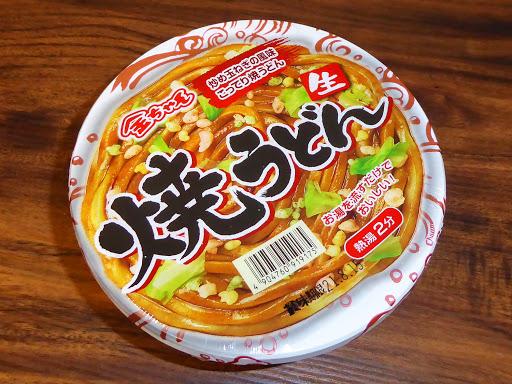【徳島製粉】金ちゃん 焼うどん 生(炒め玉ねぎの風味こってり焼うどん)