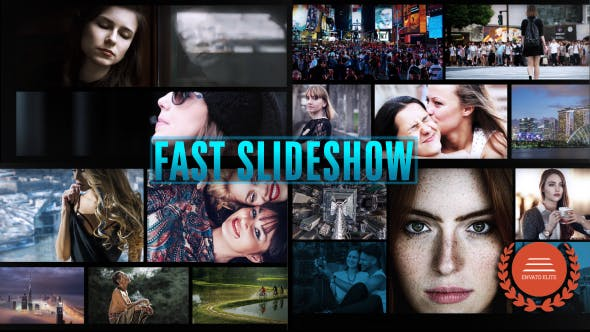 Fast Slideshow[Videohive][After Effects][15363855]