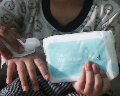 Mooimom Wet Wipes