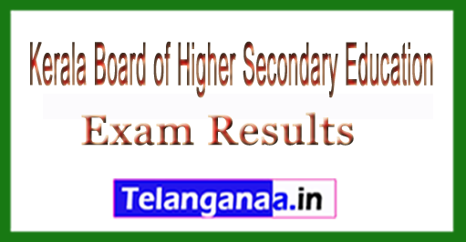 Kerala Board of Higher Secondary Education VHSE Ist Year (Improvement) 2018 Exam Results