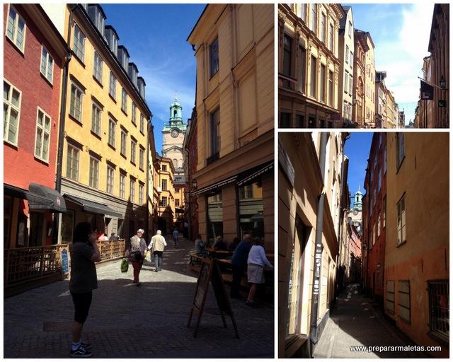 visitar Estocolmo en dos días