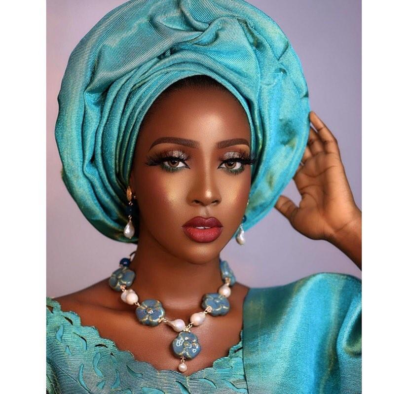 Nigerian Gele Styles ideas