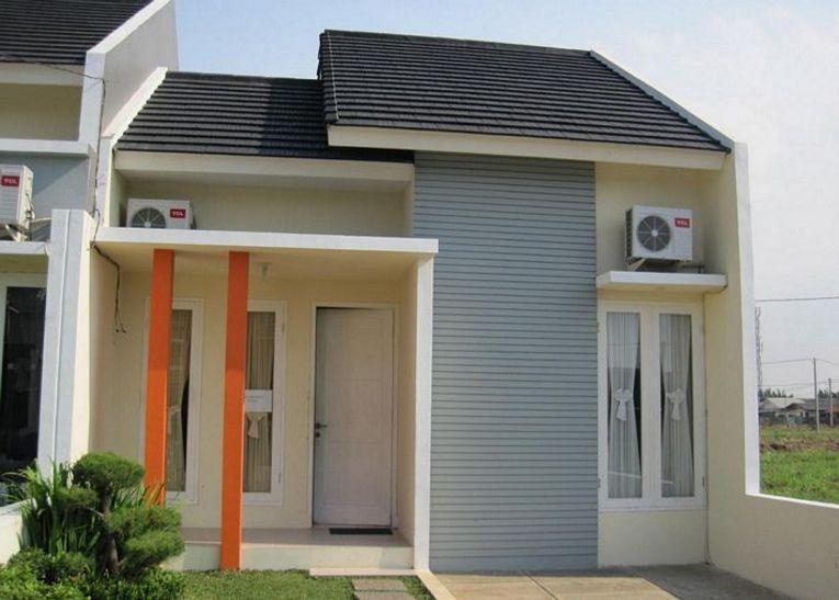 contoh desain rumah btn 2